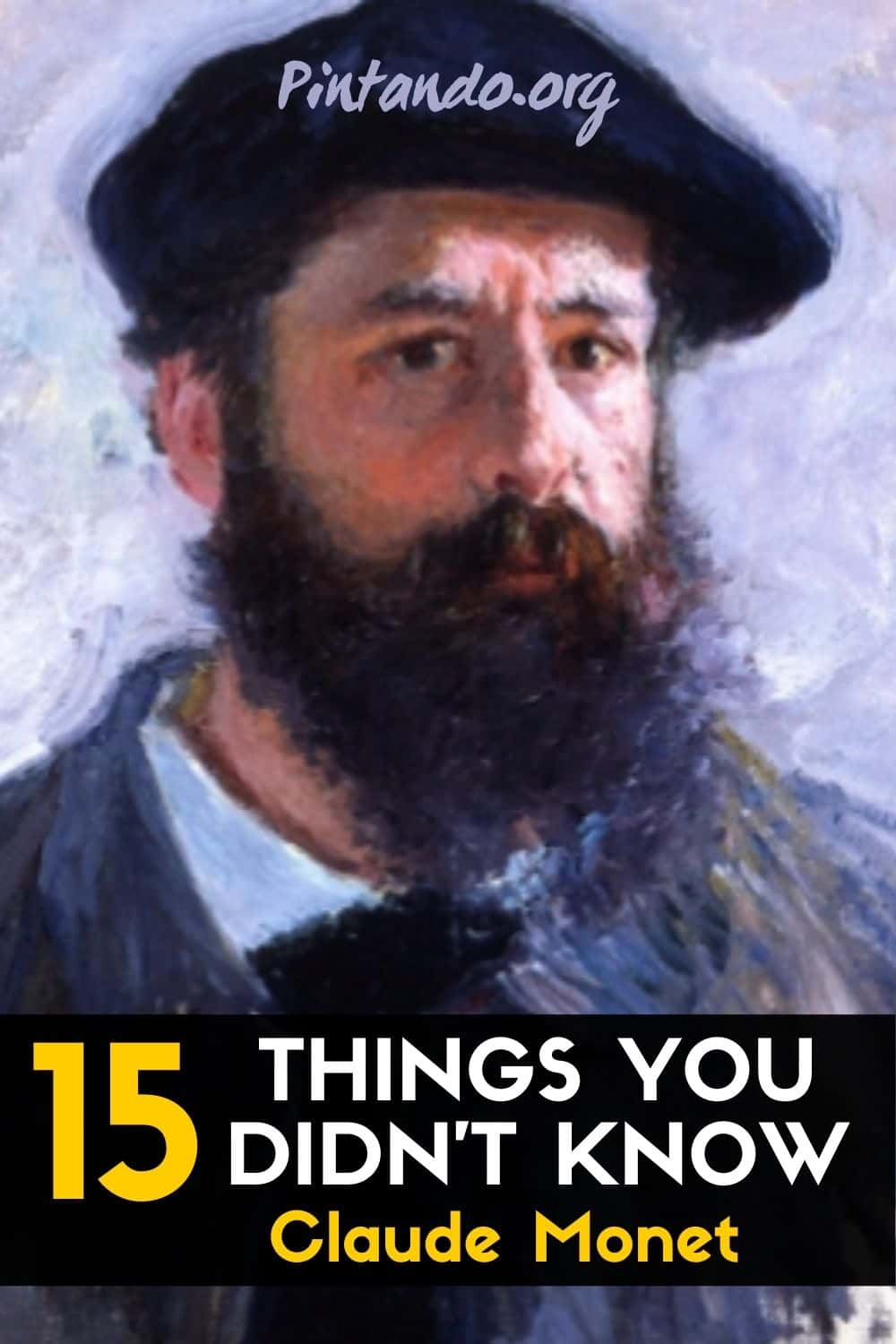 15 Things You Didn't Know About Claude Monet-min