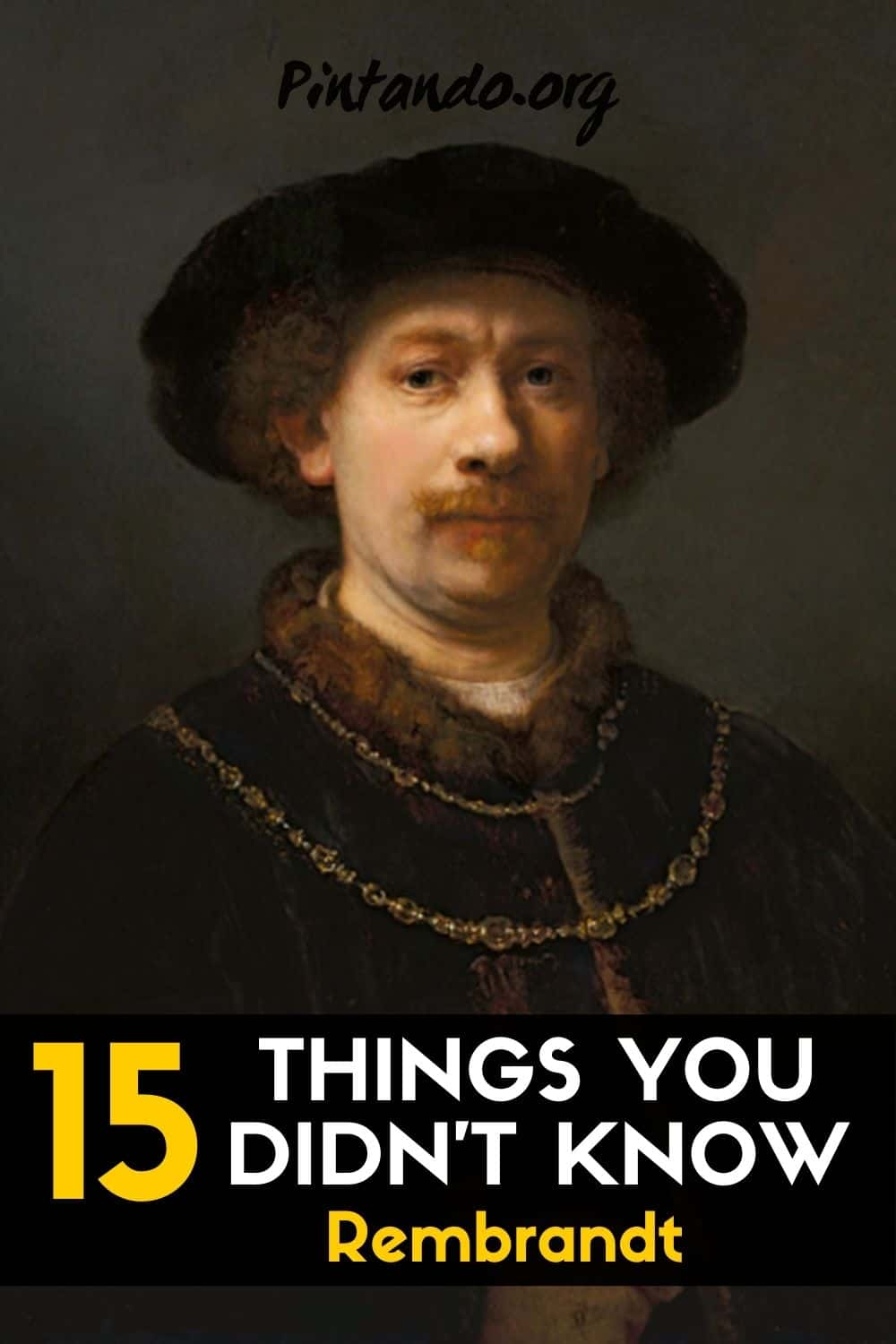 15 Things You Didn't Know About Rembrandt-min