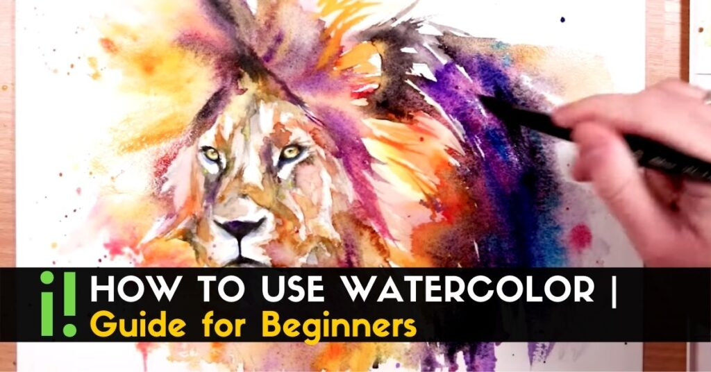 HOW TO USE WATERCOLOR _ Guide for Beginners (1)
