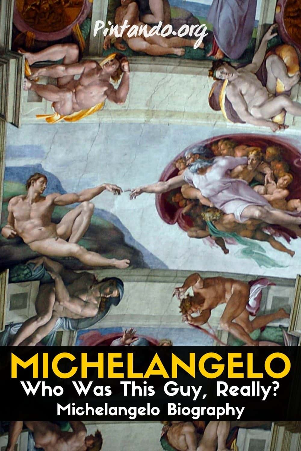 Michelangelo Biography_ Who Was This Guy, Really_ -min
