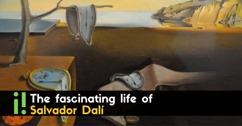 The fascinating life of Salvador Dal