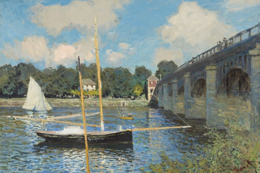 HOW TO PAINT LIKE MONET (2)