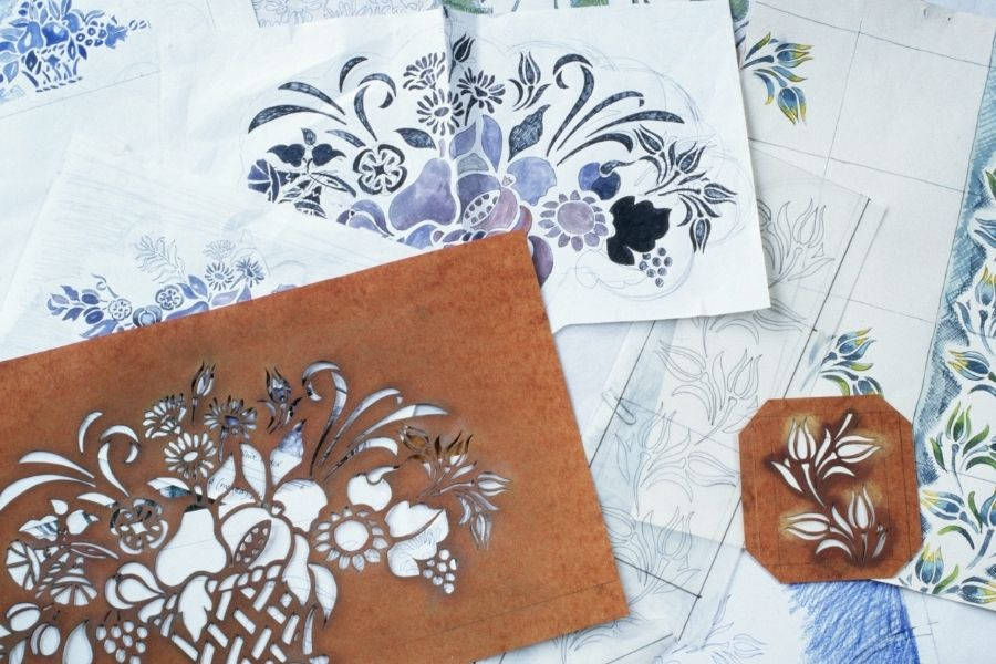 7 PLACES TO FIND FREE STENCILS (1)