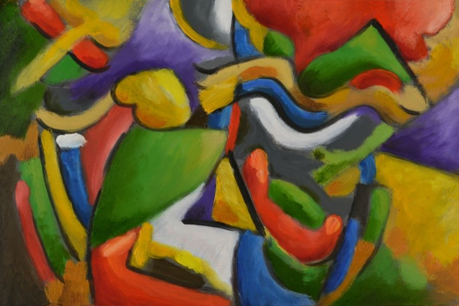 ABSTRACT PAINTING IDEAS (1)