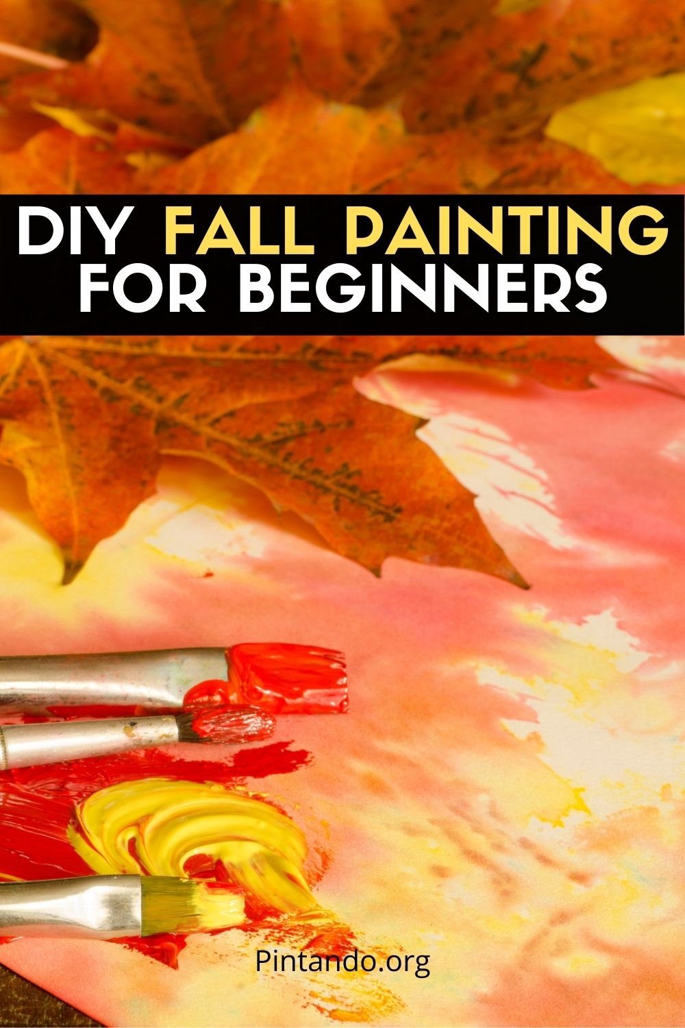 DIY FALL PAINTING FOR BEGINNERS (1)