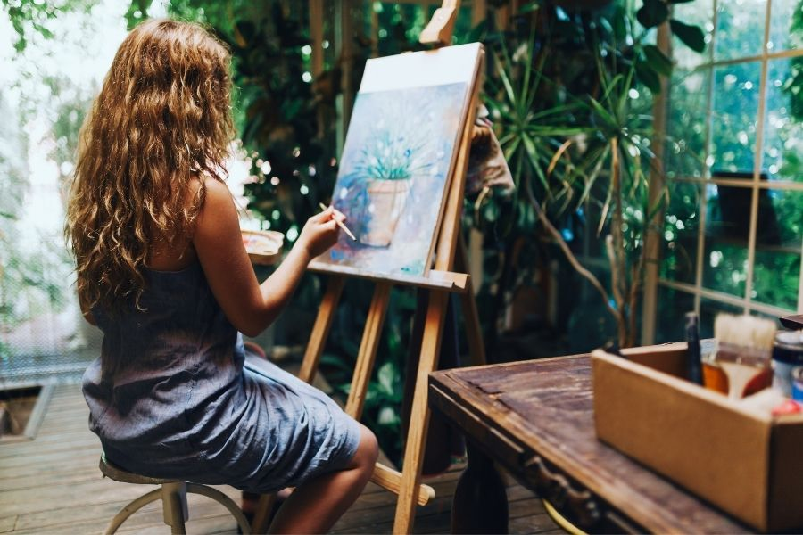 HOW CREATE YOUR FIRST PAINTING (1)