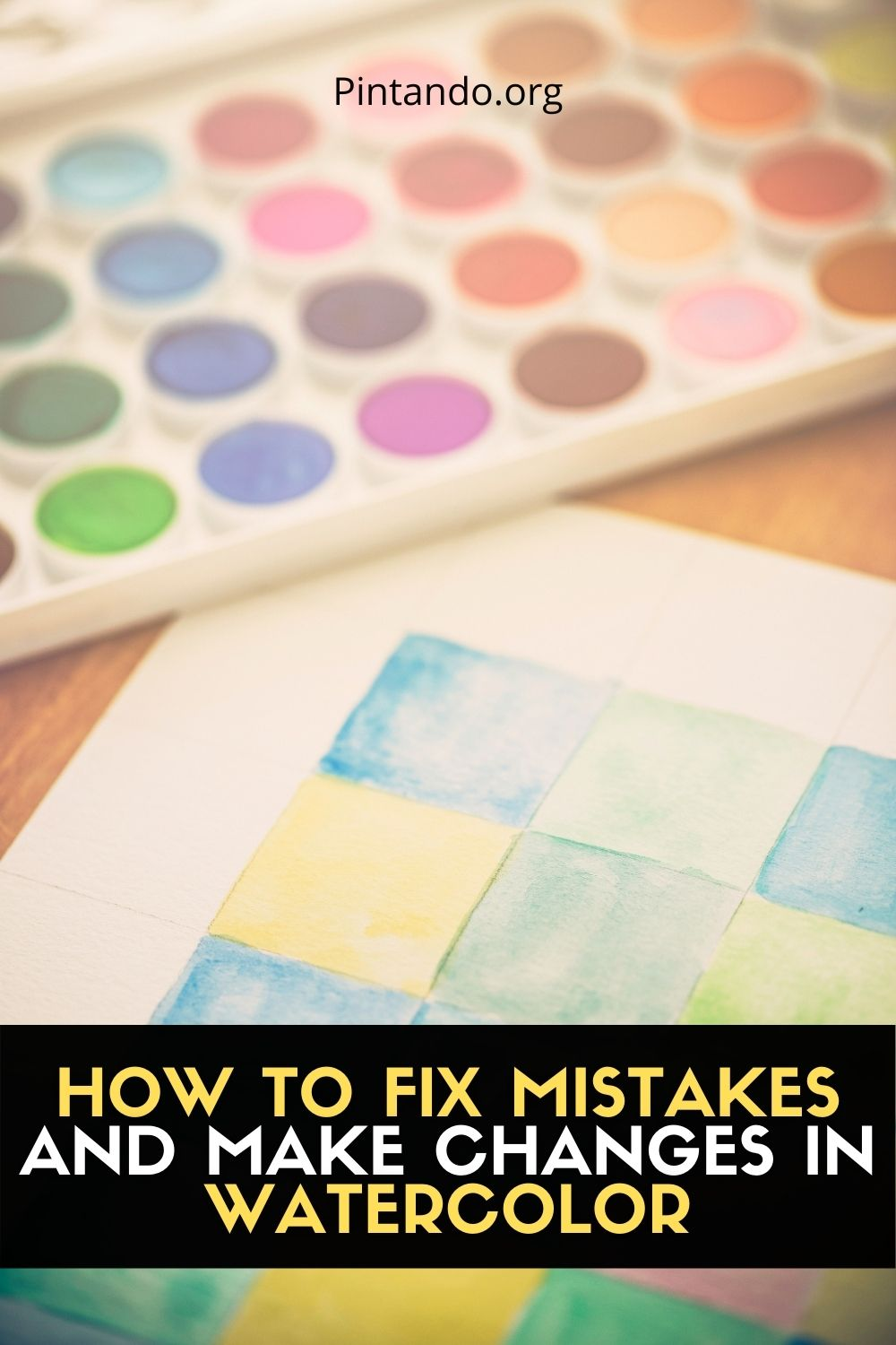 HOW TO FIX MISTAKES AND MAKE CHANGES IN WATERCOLOR (1)