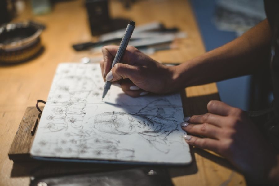 HOW TO MASTER EASTY SKETCHES FOR BEGINNERS (1)