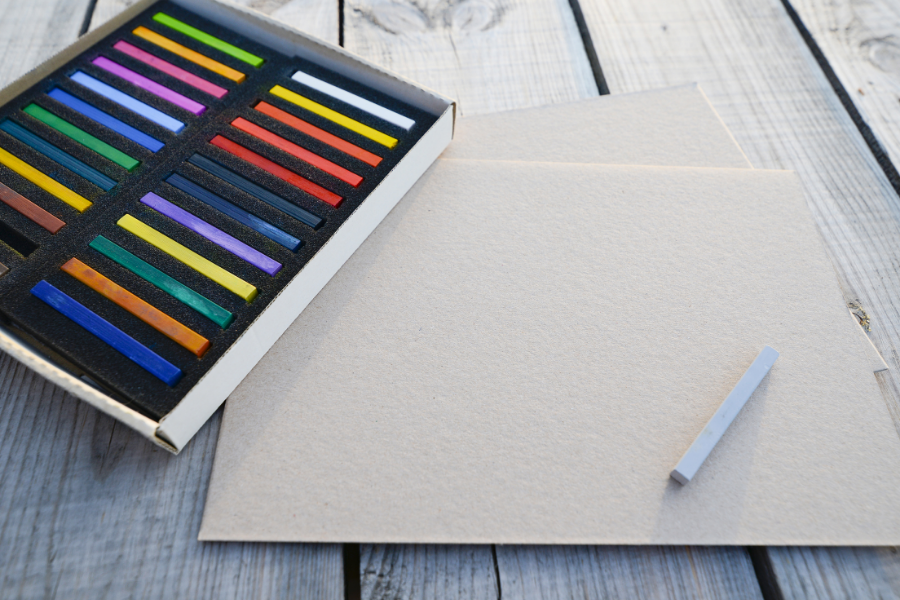HOW TO SELECT COLORS FOR PASTEL PAINTING (1)