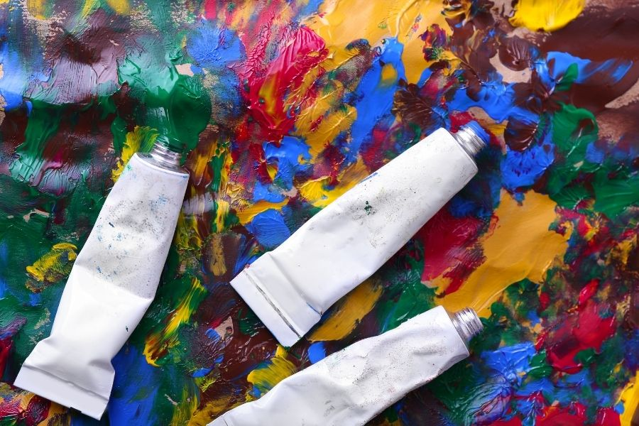 HOW TO USE ACRYLIC PAINT (1)