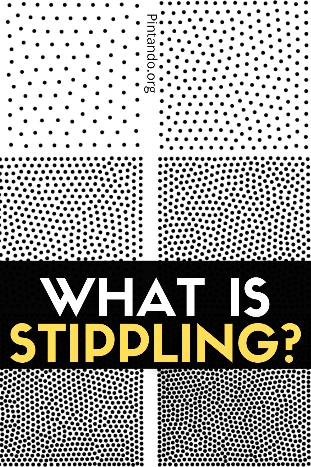 WHAT IS STIPPLING (1)