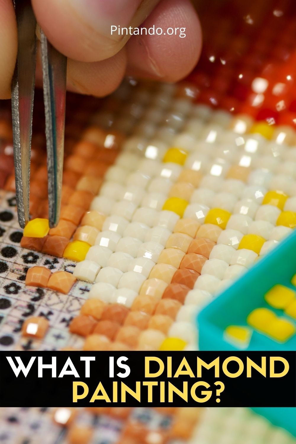 What Is Diamond Painting