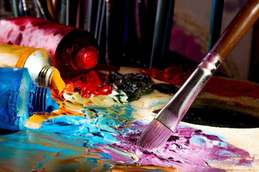 OIL PAINTING FOR BEGINNERS WHAT YOU NEED TO GET STARTED (1)