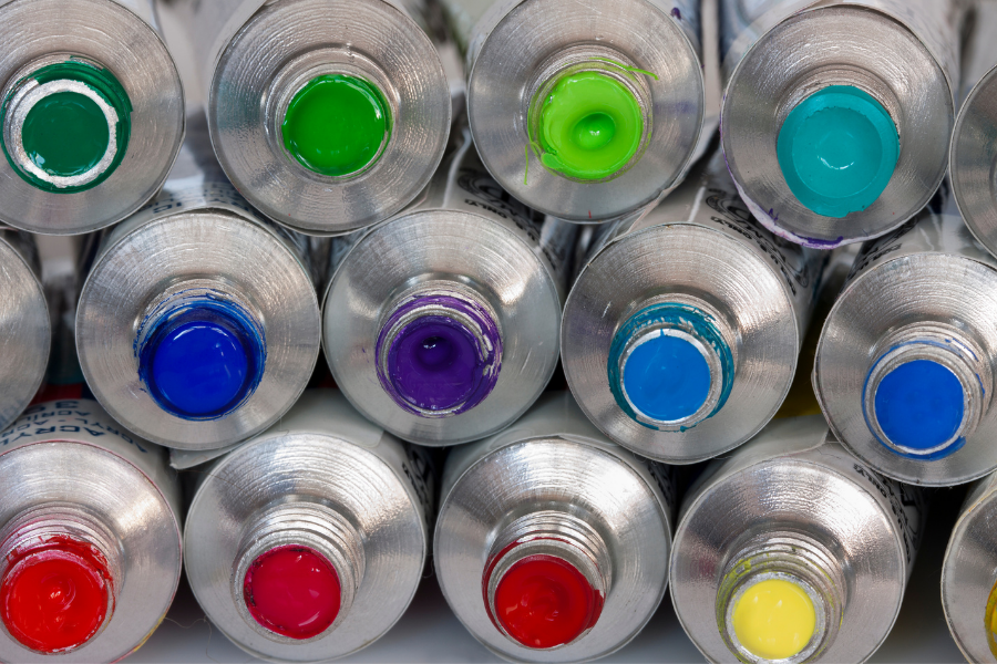 HOW TO CHOOSE THE RIGHT MEDIUM - ACRYLIC PAINTING MEDIUMS (1)
