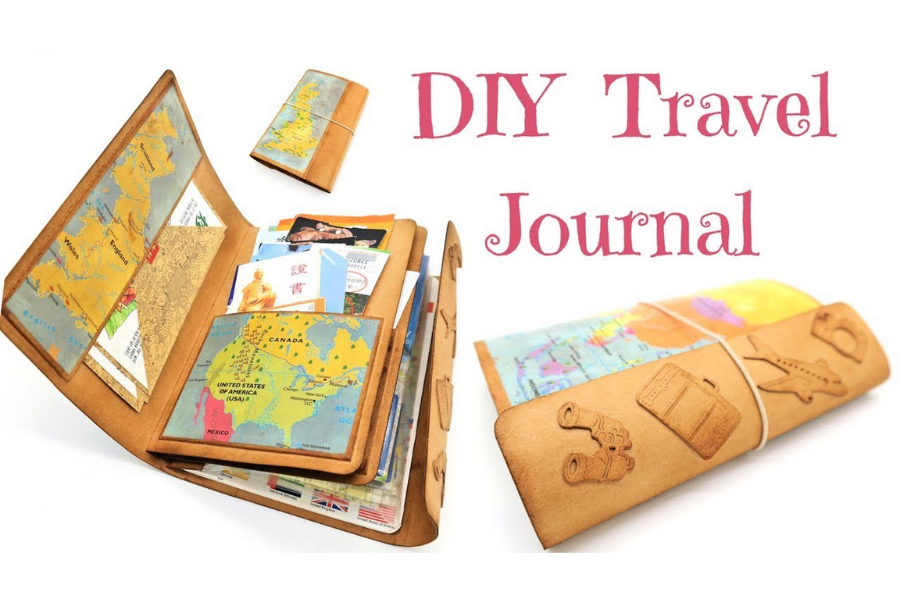 HOW TO CREATE ILLUSTRATED TRAVEL JOURNAL