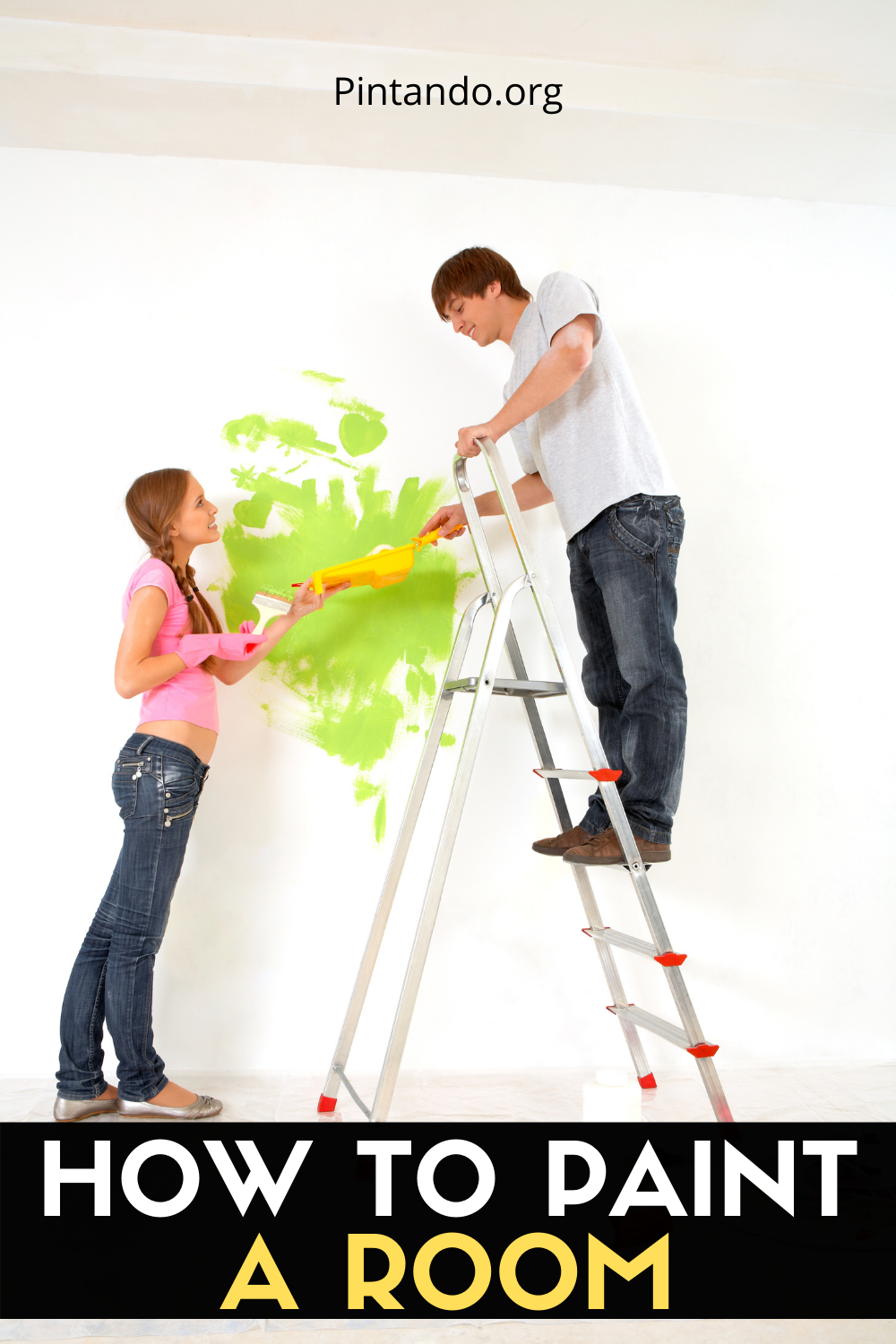 HOW TO PAINT A ROOM (1)