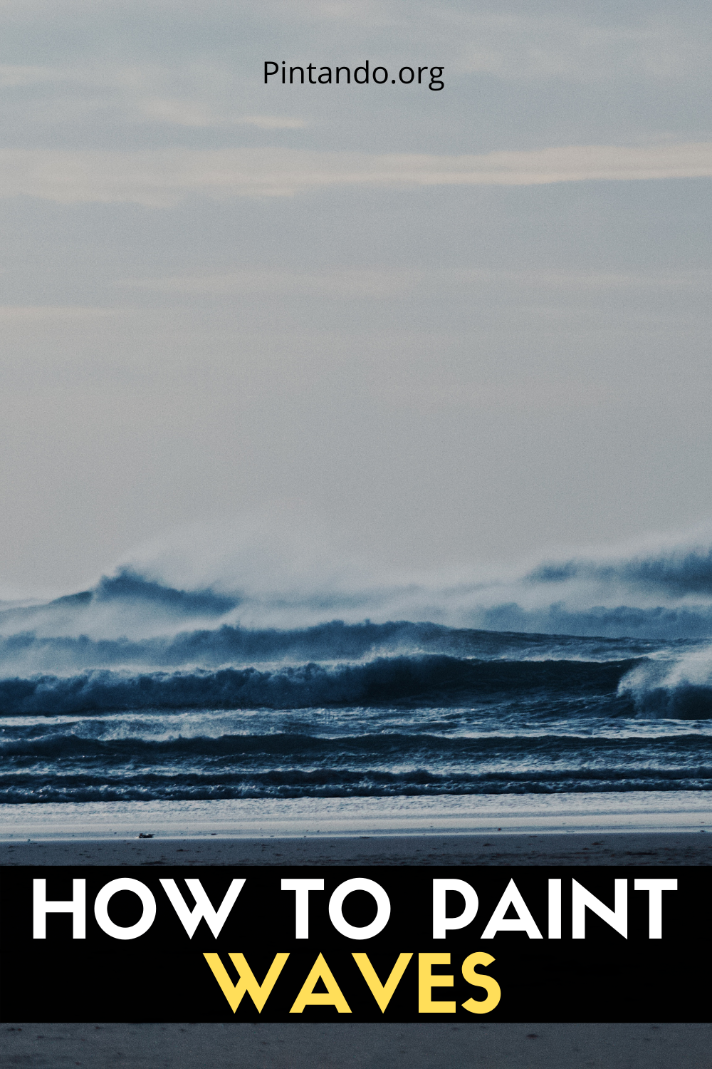 HOW TO PAINT WAVES (1)